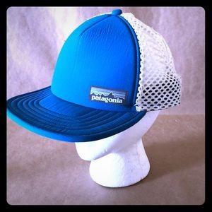 PATAGONIA Mesh Adjustable Trucker Brim Hat